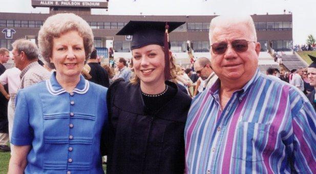 jana's graduation