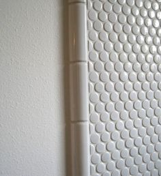pencil edge tile