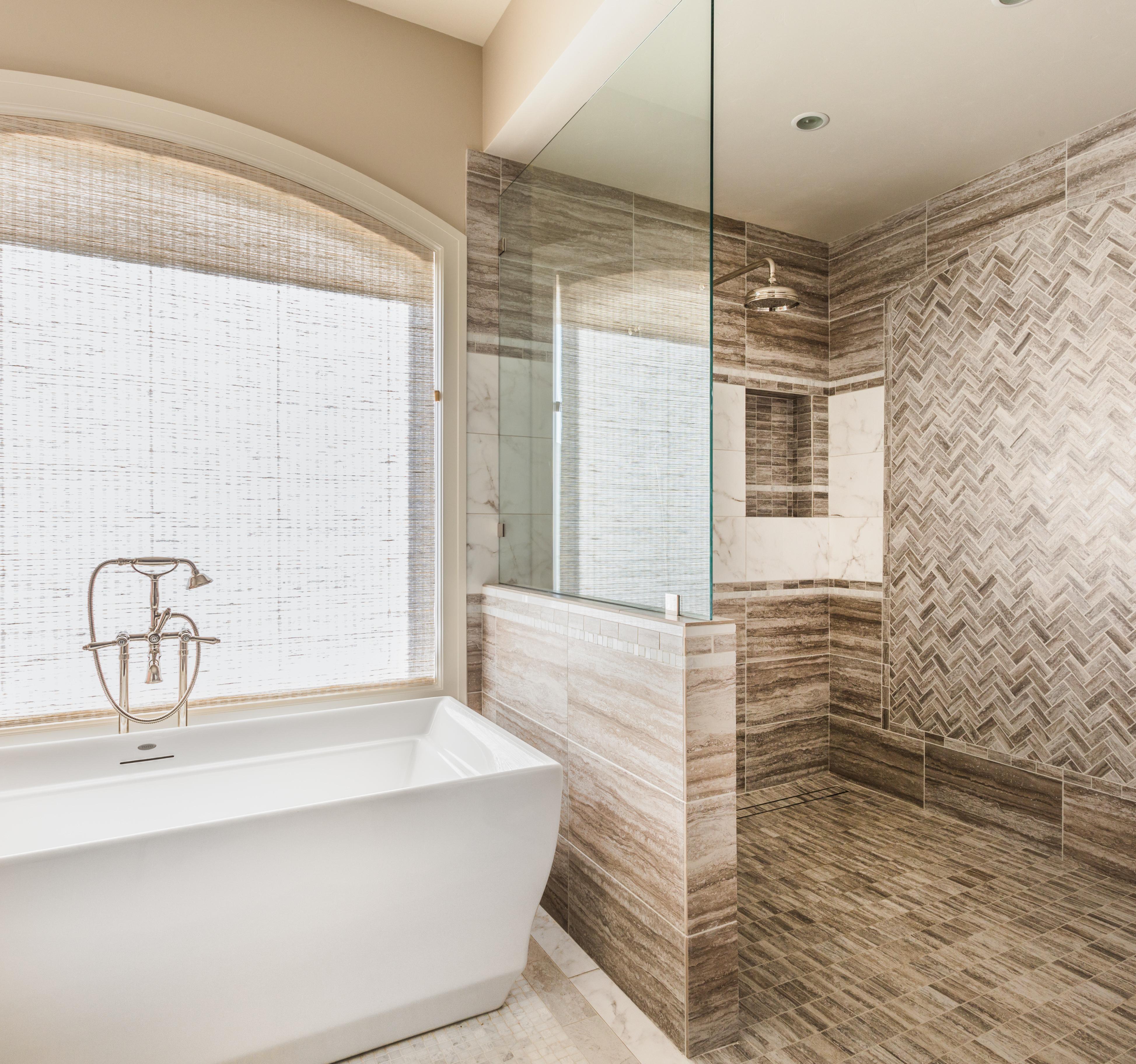 Bath Design Ten Interesting Tile Designs For Your Shower Haven Design Blog